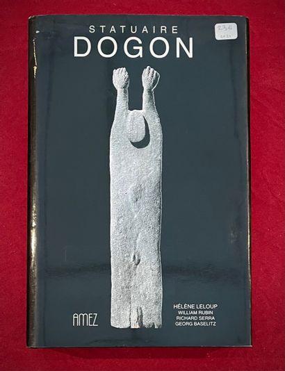 Statuaire Dogon, Hélène Leloup - W. Rubin,...