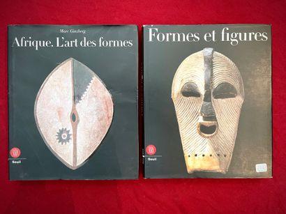 Deux ouvrages: Formes et figures, collection...