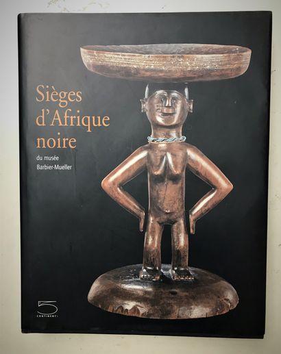 Sièges d'Afrique noire, Musée Barbier Mu...