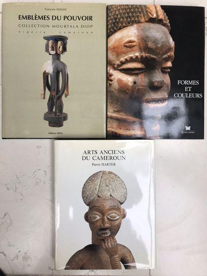 Trois ouvrages : Formes et couleurs Musée...
