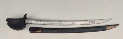 French SABRE d'abordage, model 1833 (erased...