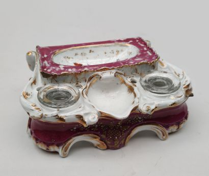 ANONYMOUS Porcelain INK with an animated...