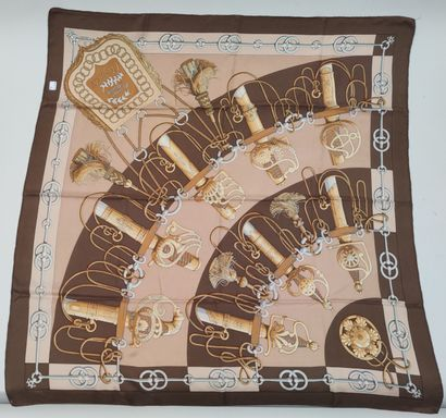 HERMES Silk square, Cliquetis, J.abadis,...