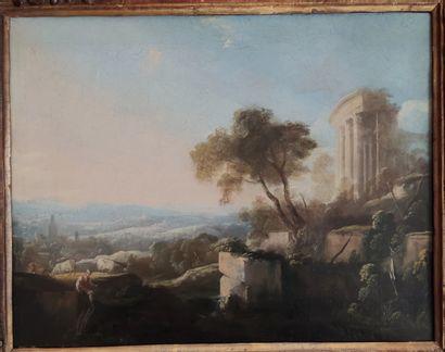 PATEL Pierre – Antoine dit le Jeune Paris...
