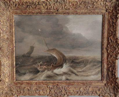 DE VLIEGER Simon Jacob Rotterdam 1601 –...