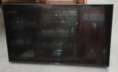 TELEVISEUR SONY modèle KD-43XE8096 sans...