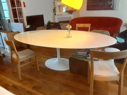 table design KNOLL version SAARINEN, le...