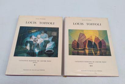 Louis TOFFOLI Catalogue raisonné, volumes...