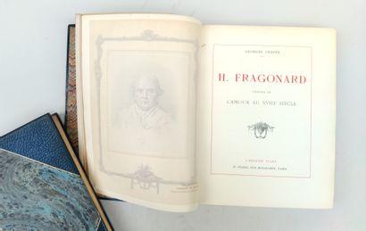 Georges GRAPPE FRAGONARD (H.) Peintre de...