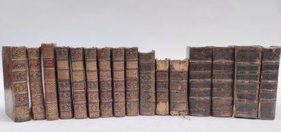 Lot de livres anciens en l'état