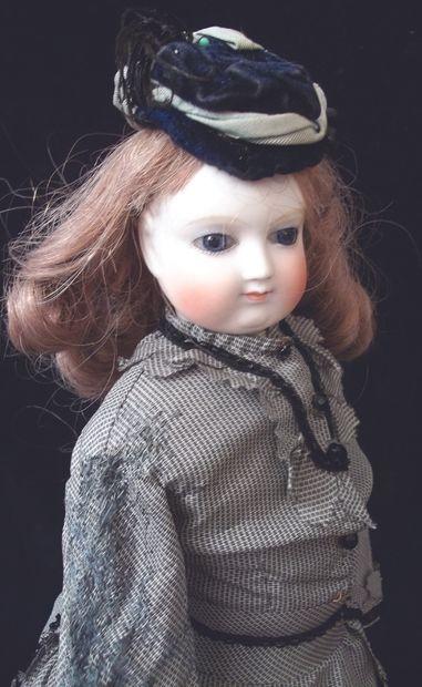 Rare et belle poupée parisienne de la maison...