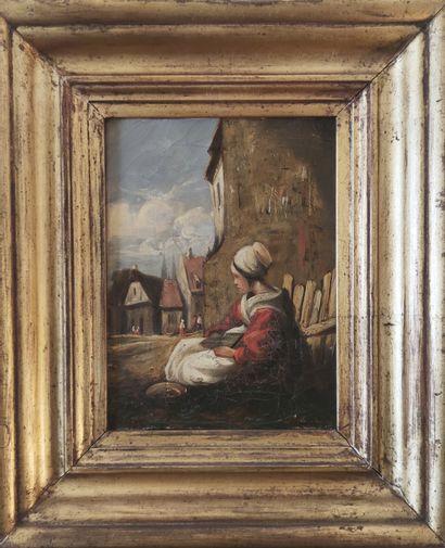 Louis Evrard Conrad DE KOCK (c.1815-?) La...