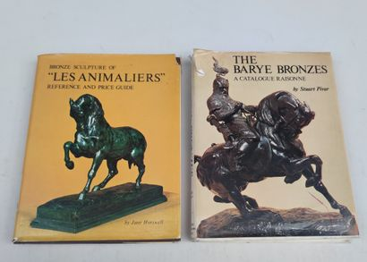Jane Horswell Les animaliers, 1 volume Stuart...