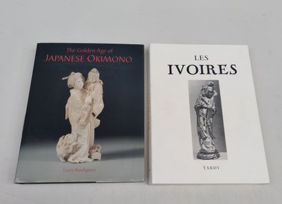 LES IVOIRES 1 volume, Tardy The Golden age...