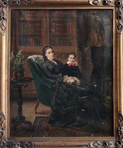 Léon Marie Constant DANSAERT (1830-1909)...