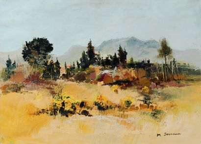 JOUENNE Michel (né en 1933)