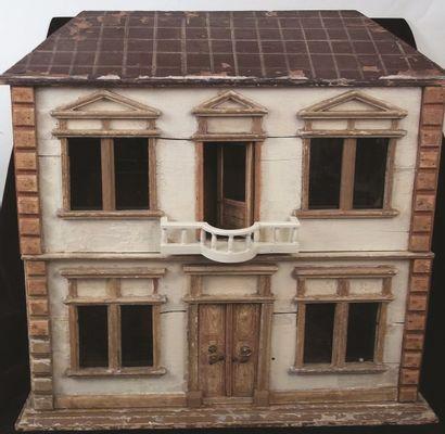 Très belle maison de poupée ancienne de...