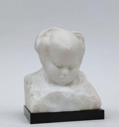 Amedeo GENNARELLI (1881-1943) Tête d'enfant...