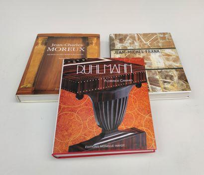 RUHLMANN, 1 volume par Florence Camard Jean-Charles...