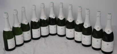 12 bout METHODE CHAMPENOISE CUVEE PIERRE...