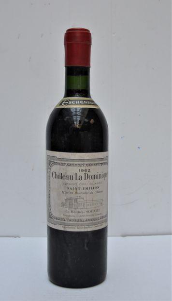 1 bout CHT LA DOMINIQUE 1962