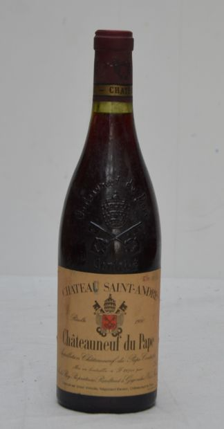 1 bout CDP CHT ST ANDRE 1980