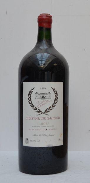 1 imperial CHT DE GAUDOU 1998 CB