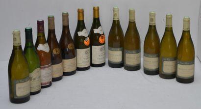12 bout : 6 bout Menedou-Salon 1996/1998...