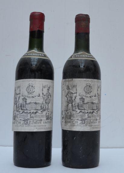 2 bout CHT LAGRANGE 1957 (nlb)