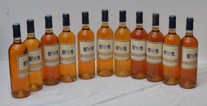 11 bout CHT LANGE 2003 Sauternes