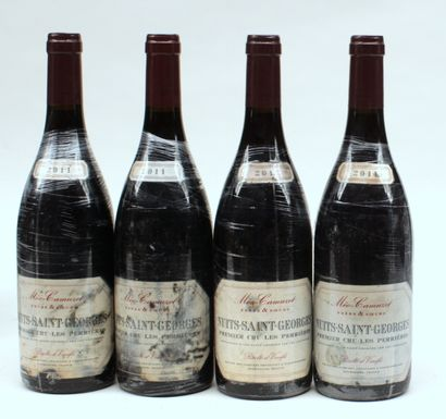 4 bout NSG LES PERRIERES MEO CAMUZET 2011...