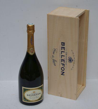 1 mag CHAMPAGNE BESSERAT DE BELLEFON
