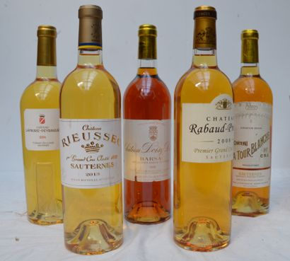 5 bout 1 CHT RIEUSSEC 2013, 1 CHT LAFAURIE...