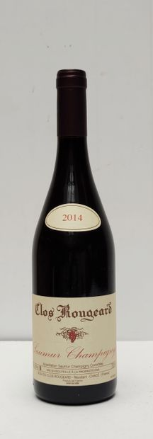 1 BOUT CLOS ROUGEARD 2014