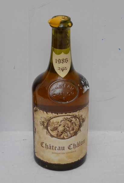 1 bout CHT CHALON JEAN PIERRE SALVADORI 1986...