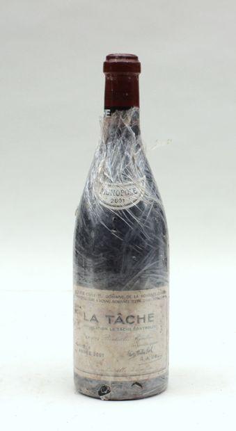1 bout LA TACHE 2001 (ETIQ PASSEE)