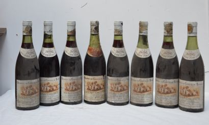 8 bout VOLNAY CAILLERETS BOUCHARD PÈRE &...