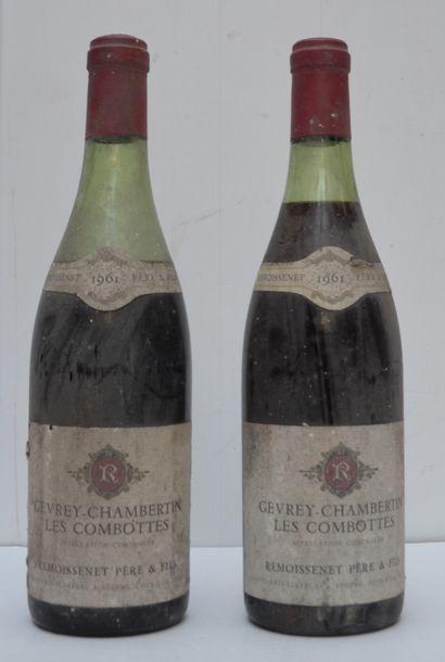 2 bout GEVREY CHAMBERTIN LES COMBOTTES 1...
