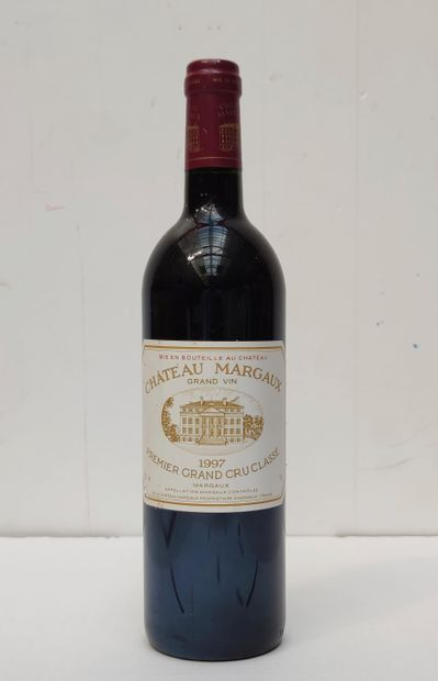 1 BOUT CHT MARGAUX 1997