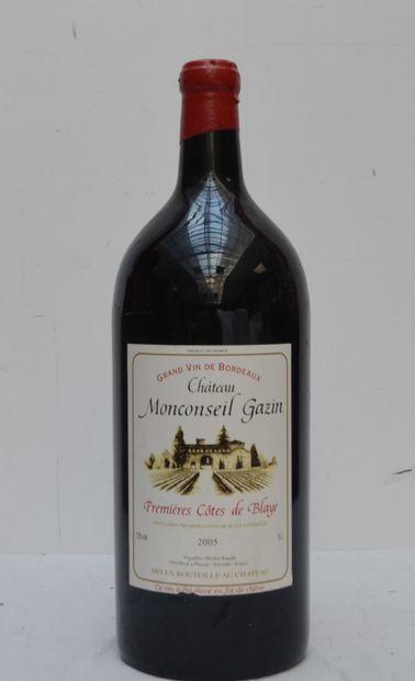 1 imperial CHT MONCONSEIL GAZIN 2005 CB