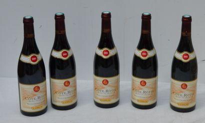5 Bout CÔTE-ROTIE GUIGAL 2001