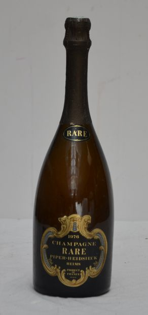 1 bout CHAMPAGNE PIPER HIEDSIECK RARE 19...