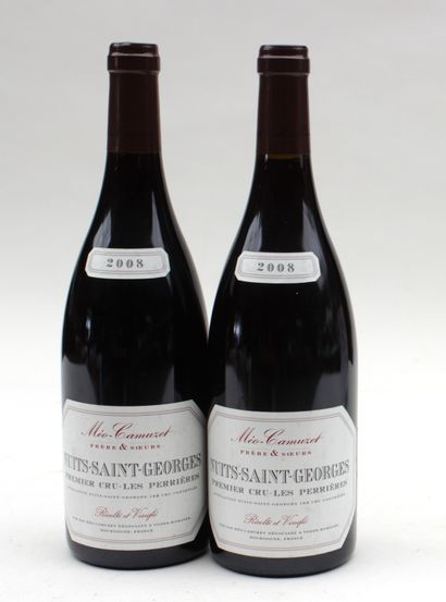 2 bout NSG LES PERRIERES MEO CAMUZET 2008...