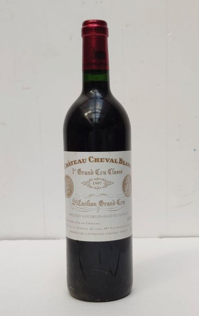 1 BOUT CHT CHEVAL BLANC 1997