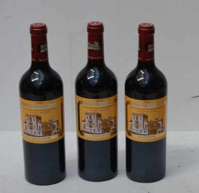 3 Bout CHT DUCRU-BEAUCAILLOU 2006 CB