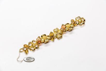Gontié - (années 1980)  Bracelet en métal...