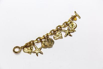 Edouard Rambaud - (années 1990)  Bracelet...