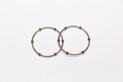 Jakob Bengel - (années 1930)  Deux bracelets...