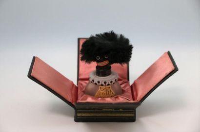 """Vigny - """"Le Golli-Wogg"""" - (1918)  Présenté dans son coffret cubique en carton gainé..."""