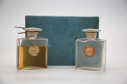 """Vinolia - """"Violette de Parme"""" - """"Lily of the Valley"""" -  (années 1920 - Grande Bretagne)..."""